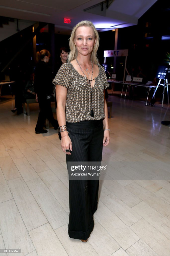 Actress Kari Matchett attends the FINCA Canada Fundraiser At TIFF 2012 during the Toronto International Film Festival on September 11, 2012 in Toronto, Canada.