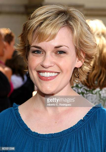 Actress Kari Wahlgren arrives at the DVD launch of Walt Disney's 'Little Mermaid Ariel's Begining held at the Avalon Casino on Catalina Island on...
