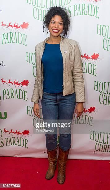 Actress Karla Cheatham Mosley arrives at the 85th Annual Hollywood Christmas Parade on November 27 2016 in Hollywood California