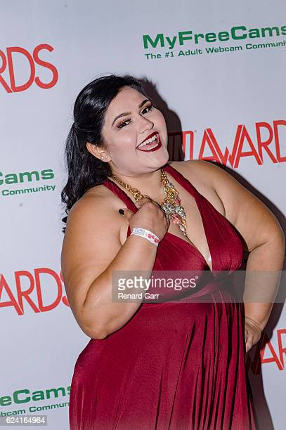 Actress Karla Lane Arrives For 2017 Avn Awards Nomination Party At Avalon On November 17 2016