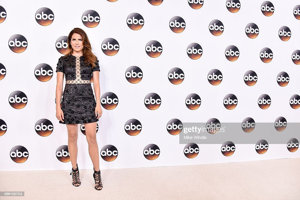 Actress Karla Souza attends the Disney ABC Television Group TCA Summer Press Tour on August 4, 2016 in Beverly Hills, California.