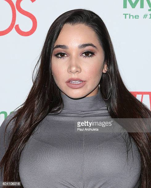 Actress Karlee Grey attends the 2017 AVN Awards nomination party at Avalon on November 17, 2016 in Hollywood, California.