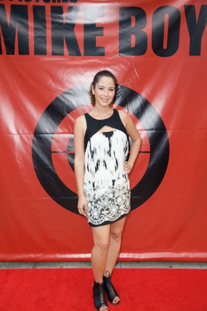 Actress Karola Sanchez Attends The Premiere Of Ht Pictures Mike Boy At Laemmle Music