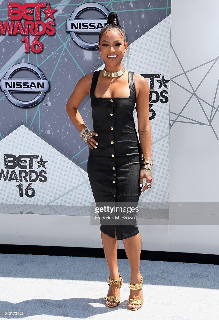 2016 BET Awards - Arrivals : Fotografia de notícias