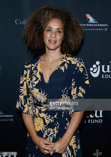 Actress Karyn Parsons attends 16th Annual Ubuntu Education Fund 1 Million to One Changing The Odds Gala at Gotham Hall on June 11 2015 in New York...