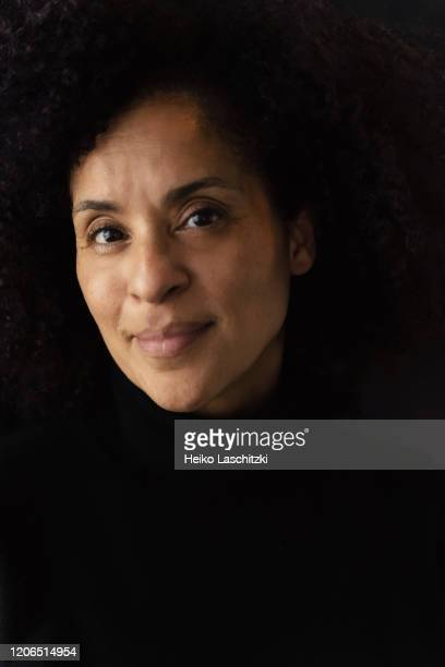 Actress Karyn Parsons poses for a portrait on February 22 2020 in Berlin Germany