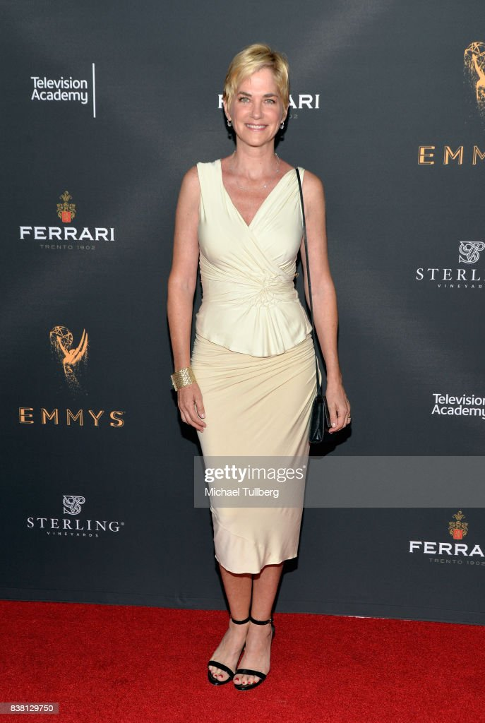 Actress Kassie DePaiva attends the Television Academy's cocktail reception with stars of daytime television celebrating the 69th Emmy Awards at Saban Media Center on August 23, 2017 in North Hollywood, California.