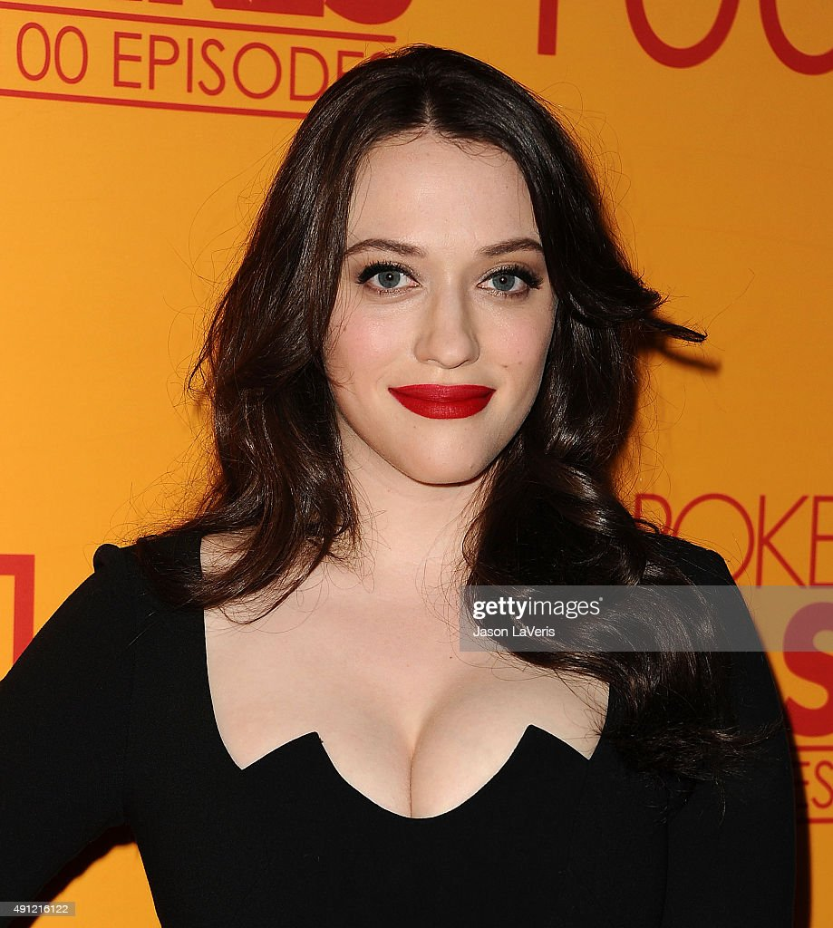 "100th Episode Celebration Of CBS' ""2 Broke Girls"""