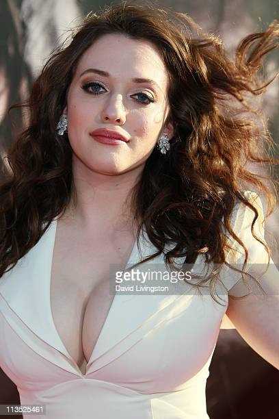 Kat Dennings Cleavage Stock Pictures Royalty Free Photos Images