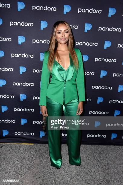 Actress Kat Graham attends Pandora at SXSW 2017 on March 15 2017 in Austin Texas