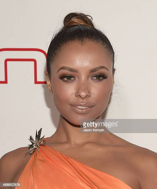 Actress Kat Graham attends the Audi Celebrates Emmys Week 2015 celebration at Cecconi's on September 17 2015 in West Hollywood California