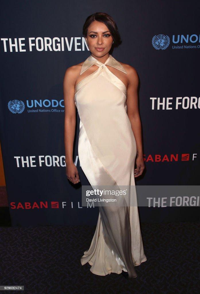 "Premiere Of Saban Films' ""The Forgiven"" - Arrivals"