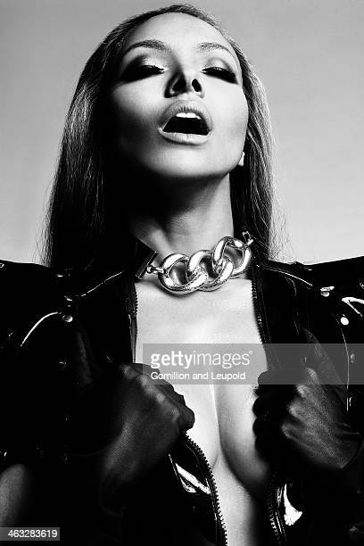 Actress Kat Graham is photographed for Zink Magazine on June 20 2013 in Los Angeles California COVER IMAGE