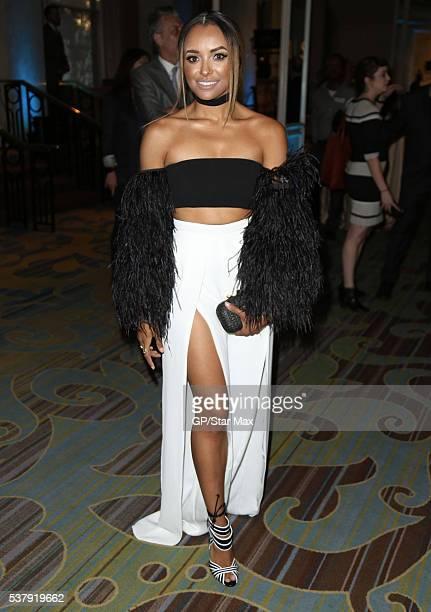Actress Kat Graham is seen on June 2 2016 in Los Angeles California