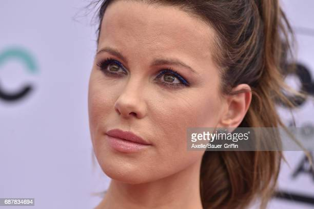 Actress Kate Beckinsale arrives at the 2017 Billboard Music Awards at TMobile Arena on May 21 2017 in Las Vegas Nevada