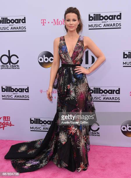Actress Kate Beckinsale arrives at the 2017 Billboard Music Awards at T-Mobile Arena on May 21, 2017 in Las Vegas, Nevada.