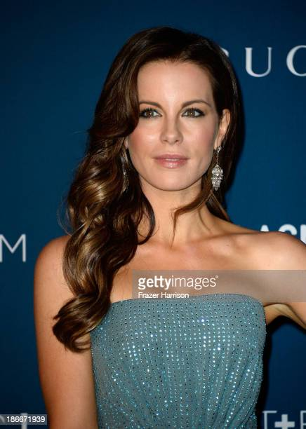 Actress Kate Beckinsale arrives at the LACMA 2013 Art + Film Gala on November 2, 2013 in Los Angeles, California.