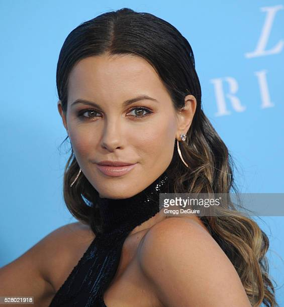Actress Kate Beckinsale arrives at the premiere of Roadside Attractions' 'Love And Friendship' at Directors Guild Of America on May 3 2016 in Los...