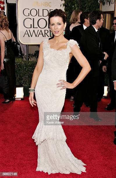 ae9a4da6d2a Actress Kate Beckinsale arrives to the 63rd Annual Golden Globe Awards at  the Beverly Hilton on