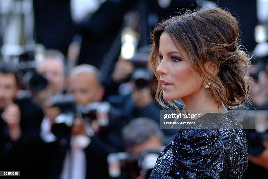 Actress Kate Beckinsale attends 'Biutiful' Premiere at the Palais des Festivals during the 63rd Annual Cannes Film Festival on May 17, 2010 in Cannes, France.