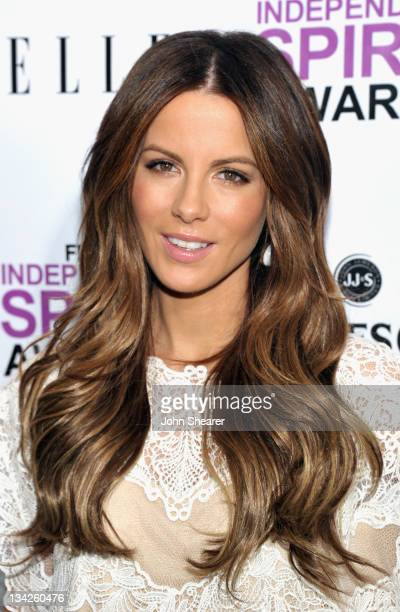 Actress Kate Beckinsale attends Piaget at the 2012 Film Independent Spirit Awards Nominations Press Conference at The London on November 29 2011 in...
