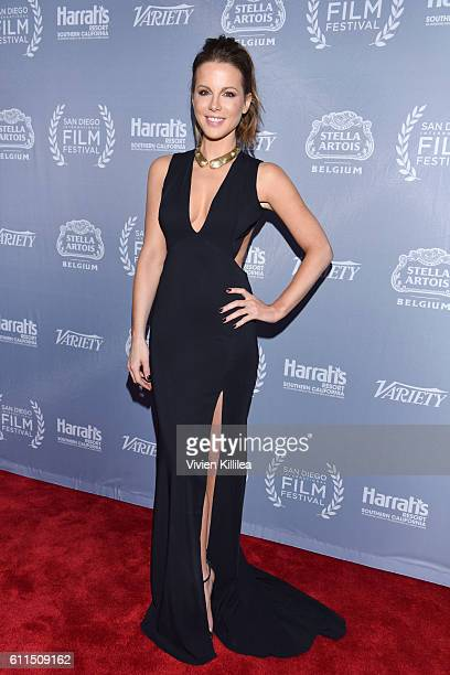 Actress Kate Beckinsale attends the 2016 San Diego International Film Festival on September 29 2016 in San Diego California