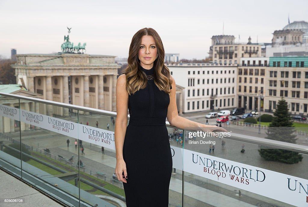 'Underworld: Blood Wars' Photocall In Berlin : News Photo