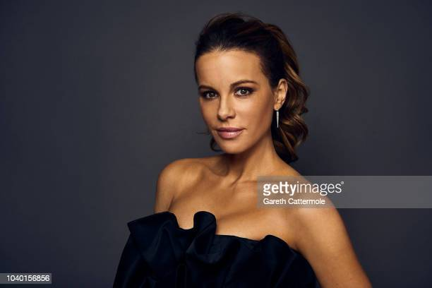Actress Kate Beckinsale from the film 'Farming'' poses for a portrait during the 2018 Toronto International Film Festival at Intercontinental Hotel...