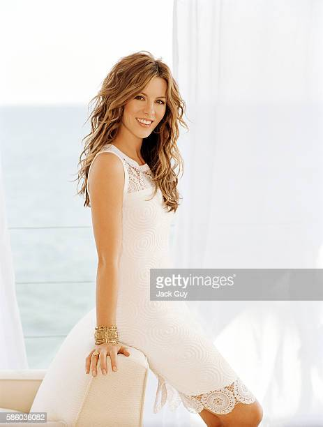 Actress Kate Beckinsale is photogaphed for Redbook Magazine in 2006 in Los Angeles California COVER IMAGE