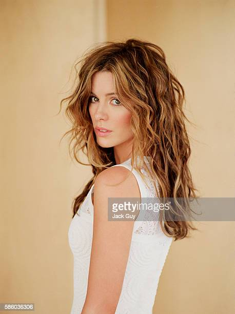 Actress Kate Beckinsale is photogaphed for Redbook Magazine in 2006 in Los Angeles California