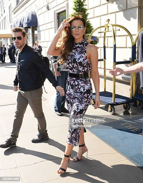 Actress Kate Beckinsale is seen walking in Midtown on May 12 2016 in New York City