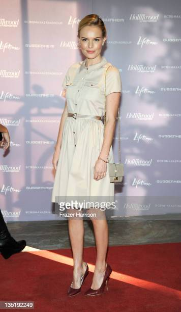 Actress Kate Bosworth arrives at The Hollywood Reporter's Annual Power 100 Women In Entertainment Breakfast at The Beverly Hills Hotel on December 7...
