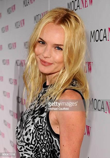 Actress Kate Bosworth arrives at the MOCA NEW 30th anniversary gala held at MOCA on November 14 2009 in Los Angeles California