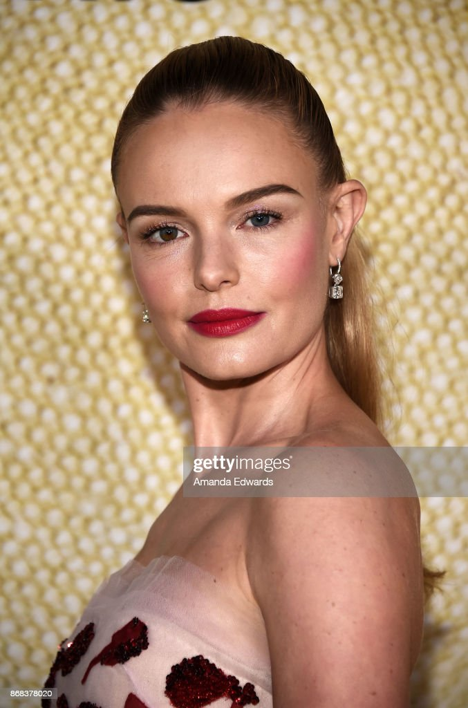 Actress Kate Bosworth Arrives At The Premiere Of National