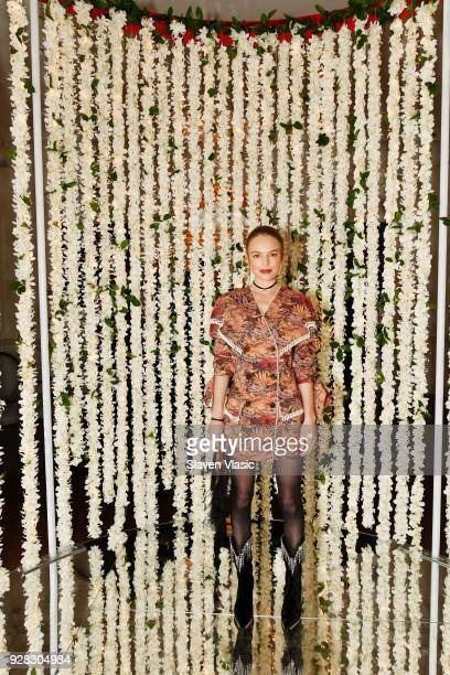 Actress Kate Bosworth attends Grand Marnier's new campaign launch on March 6 2018 in New York City