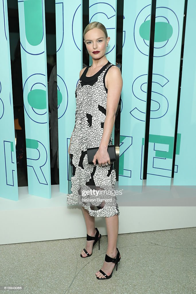 HUGO BOSS And GUGGENHEIM Celebrate The 20th Anniversary Of The HUGO BOSS Prize - Inside : News Photo