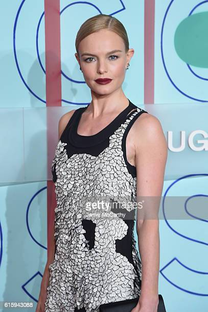 Actress Kate Bosworth attends HUGO BOSS and GUGGENHEIM celebration of the 20th Anniversary of the HUGO BOSS Prize at Solomon R Guggenheim Museum on...