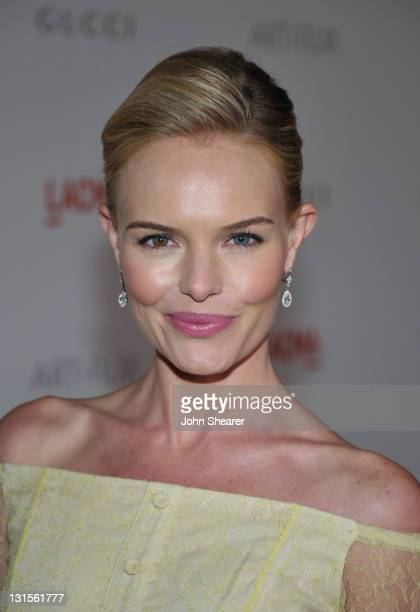 Actress Kate Bosworth attends LACMA Art Film Gala Honoring Clint Eastwood and John Baldessari Presented By Gucci at Los Angeles County Museum of Art...