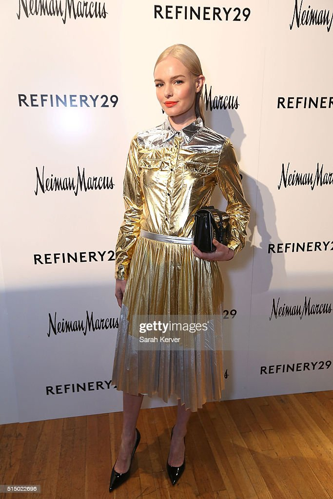 Refinery29's School Of Self Expression Presented By Neiman Marcus, Opening Night Party SXSW 2016 : News Photo