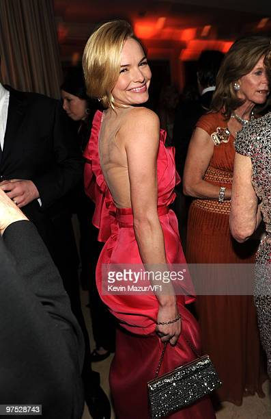 Actress Kate Bosworth attends the 2010 Vanity Fair Oscar Party hosted by Graydon Carter at the Sunset Tower Hotel on March 7, 2010 in West Hollywood,...