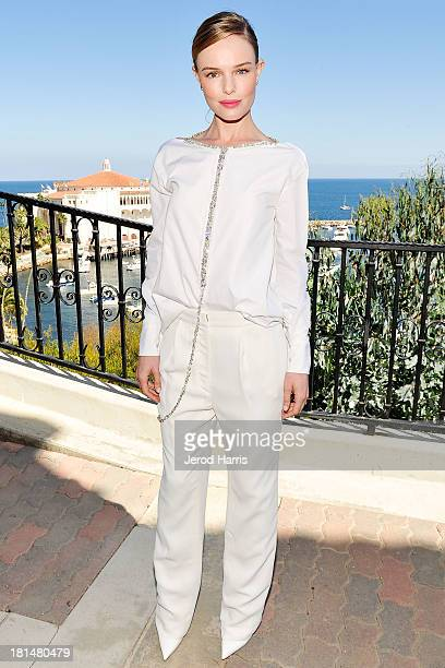 Actress Kate Bosworth attends the 2013 Catalina Film Festival on September 21 2013 in Catalina Island California