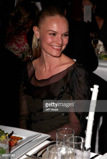 Actress Kate Bosworth attends The Art of Elysium 2nd Annual Heaven Gala held at Vibiana on January 10, 2009 in Los Angeles, California.