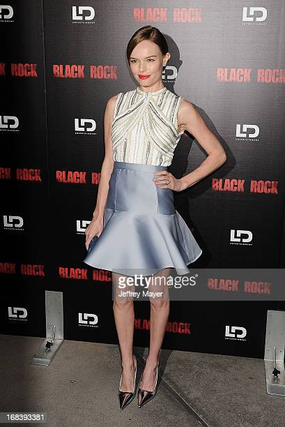 Actress Kate Bosworth attends the 'Black Rock' Premiere held at ArcLight Hollywood on May 8 2013 in Hollywood California