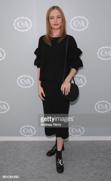 Actress Kate Bosworth attends the CA Collection Room AW'18 at the Langen Foundation on May 3 2018 in Neuss Germany