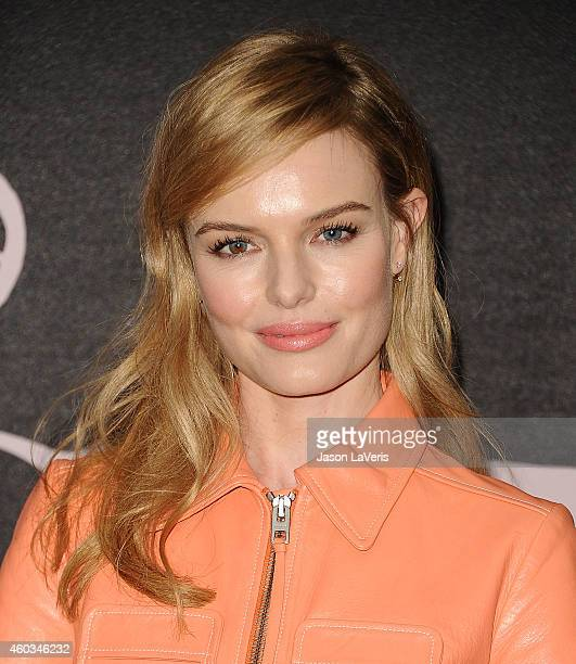 Actress Kate Bosworth attends the Coach Backstage Rodeo Drive store opening celebration at Coach Boutique on December 11, 2014 in Beverly Hills,...