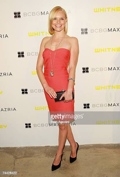 Actress Kate Bosworth attends the fifth annual Whitney Contemporaries Art Party and Auction benefiting the Whitney Museum of American Art's...