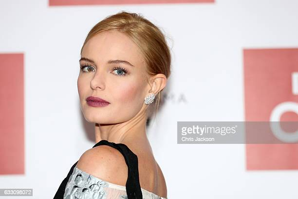 Actress Kate Bosworth attends the photocall of the world premiere screening of BBC One drama SSGB on January 30 2017 in London United Kingdom