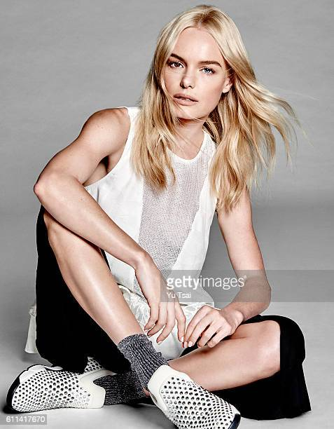 Actress Kate Bosworth is photographed for Grazia Italy on April 11 2016 in Los Angeles California