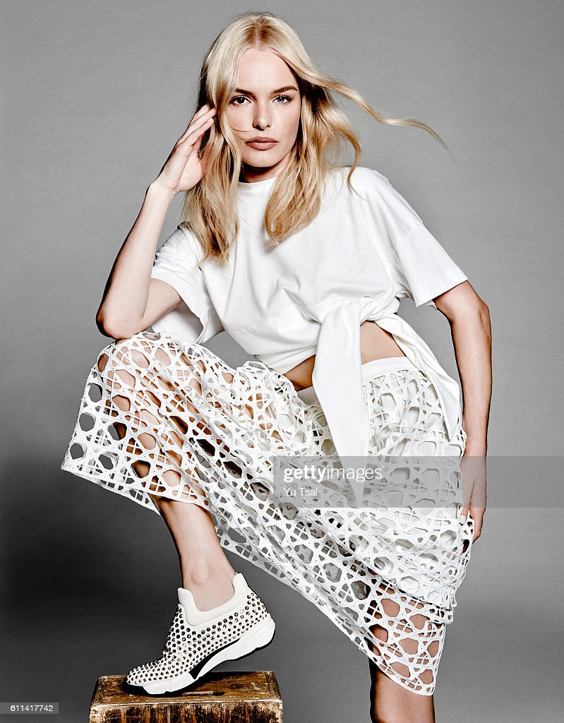 Actress Kate Bosworth is photographed for Grazia Italy on April 11, 2016 in Los Angeles, California.