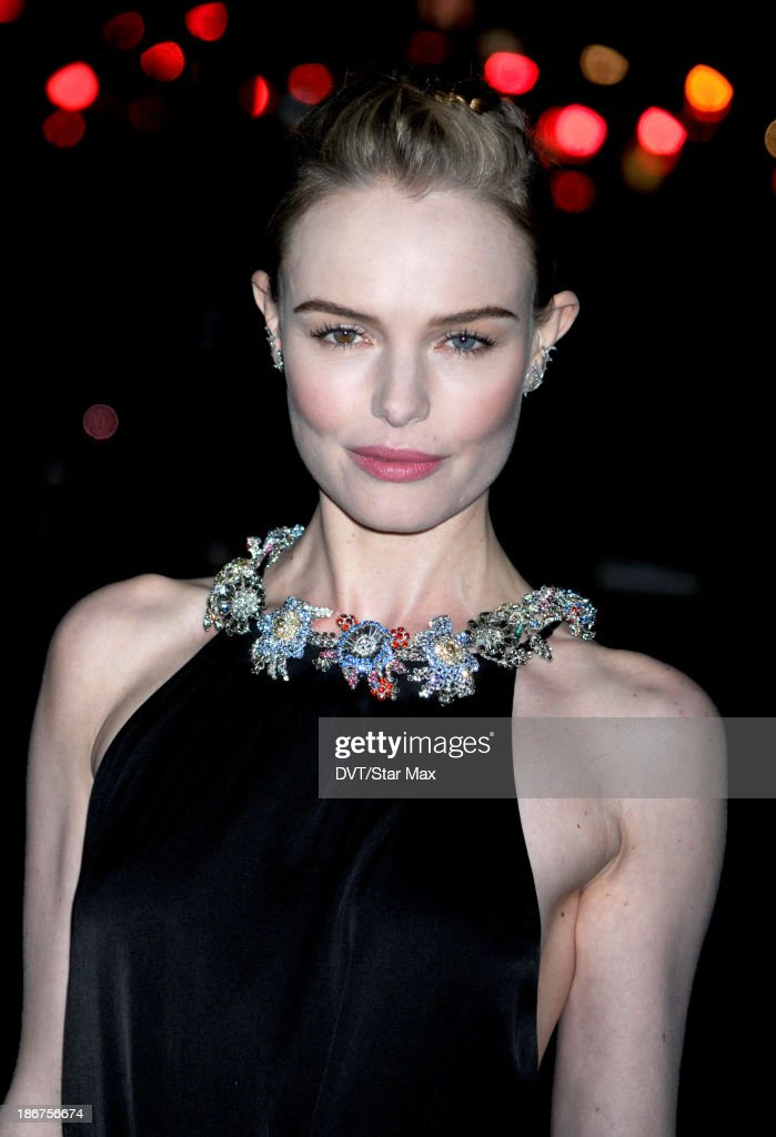 Actress Kate Bosworth is seen on October 28, 2013 in New York City.